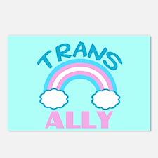 Transgender Ally Postcards (Package of 8)