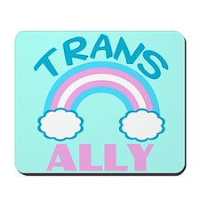 Transgender Ally Mousepad
