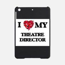 I love my Theatre Director hearts d iPad Mini Case