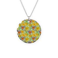 Daffy Daffodil Necklace