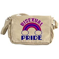 Bisexual Pride Messenger Bag