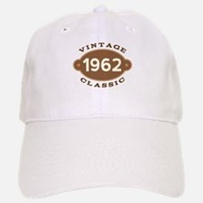 1962 Birth Year Birthday Baseball Baseball Cap