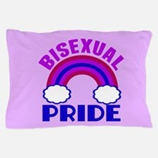 Bisexual Pride Pillow Case