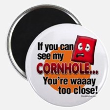 """Too Close 2.25"""" Magnet (10 pack)"""