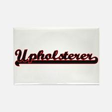 Upholsterer Classic Job Design Magnets