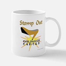 CHILDHOOD CANCER AWARENESS Mug