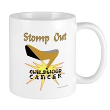CHILDHOOD CANCER AWARENESS Mug