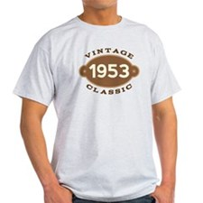 1953 Birth Year Birthday T-Shirt