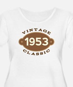1953 Birth Ye T-Shirt