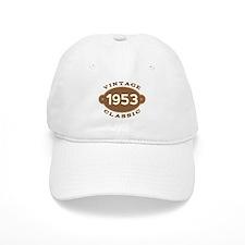 1953 Birth Year Birthday Baseball Cap