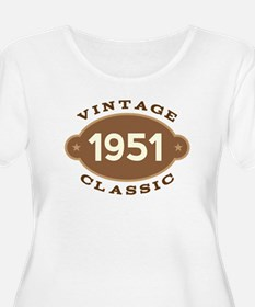 1951 Birth Ye T-Shirt