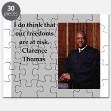 Clarence Thomas quote Puzzle