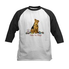 Time to Play Airedale! Tee