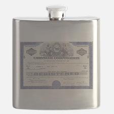 Chrysler Corporation Flask