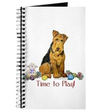 Time to Play Airedale! Journal