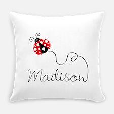 Ladybug Madison Everyday Pillow