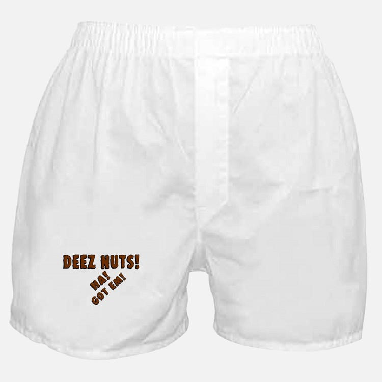 Deez Nuts! Boxer Shorts