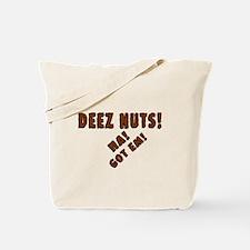 Deez Nuts! Tote Bag