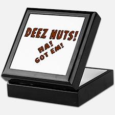 Deez Nuts! Keepsake Box