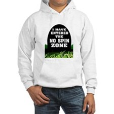 NO SPIN ZONE Hoodie