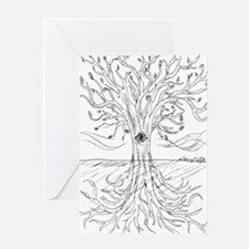 Tree of Life Greeting Cards