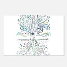 Tree of Life 2 Postcards (Package of 8)