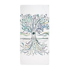 Tree of Life 2 Beach Towel