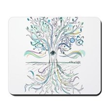 Tree of Life 2 Mousepad