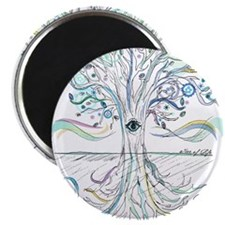 Tree of Life 2 Magnets