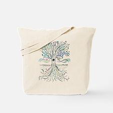 Tree of Life 2 Tote Bag