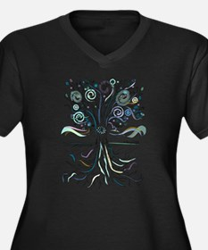 Tree of Life 2 Plus Size T-Shirt