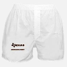 Texas Archaeologist Boxer Shorts