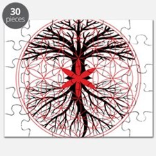 Tree of Life / Flower of Life Puzzle