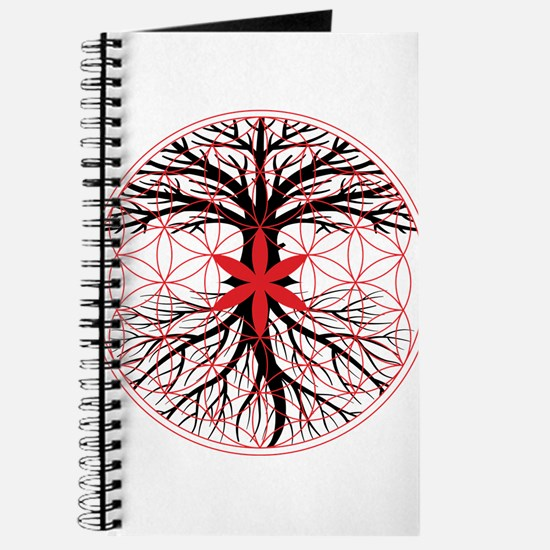 Tree of Life / Flower of Life Journal