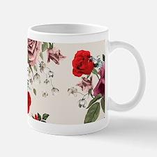 Vintage Roses Mugs