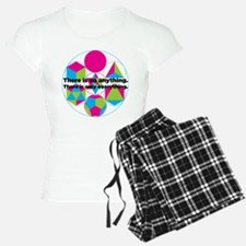 sacred geometry - there is only everything. Pajama