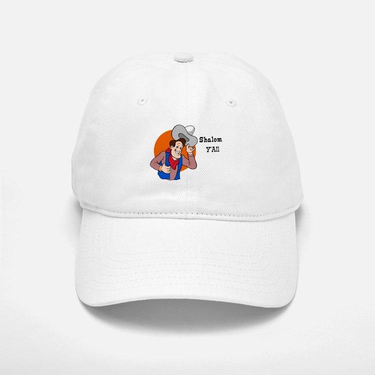 JEWISH SHALOM Y'ALL Baseball Baseball Cap