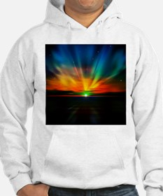 Sunset Over The Water Hoodie