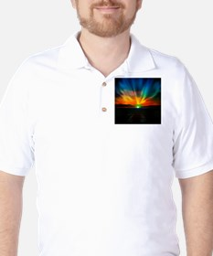 Sunset Over The Water T-Shirt