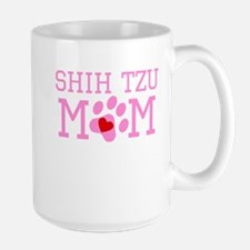 Shih Tzu Mom Mugs