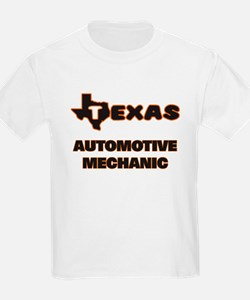 Texas Automotive Mechanic T-Shirt