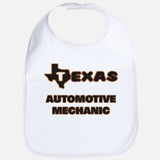 Texas Automotive Mechanic Bib
