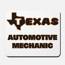 Texas Automotive Mechanic Mousepad
