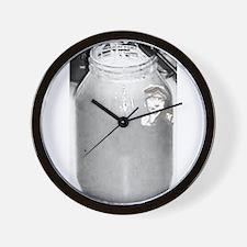 The Great McNutt in'na Mynez Jaw Wall Clock