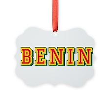 Benin Ornament