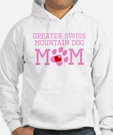 Greater Swiss Mountain Dog Mom Hoodie