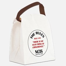 RULE NO. 39 Canvas Lunch Bag