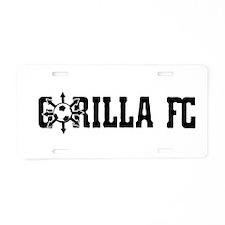 punkGFC.jpg Aluminum License Plate