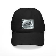 Mrs. Muffin on a Muffelatta Baseball Hat