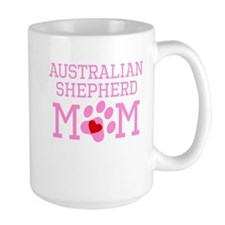 Australian Shepherd Mom Mugs